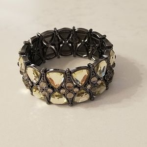 Lia Sophia Octavia Stretch Bracelet